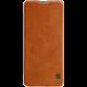 Nillkin pouzdro Qin Book Pouzdro pro Xiaomi Poco F2 Pro, hnědá