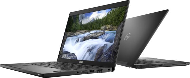 Dell Latitude 13 (7390), černá