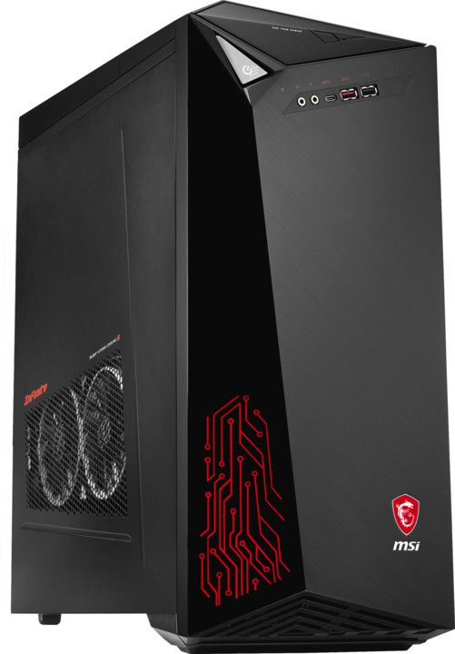 MSI Infinite VR7RC-013EU, černá