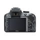 Nikon D3300 + 18-55 VR AF-P, šedá