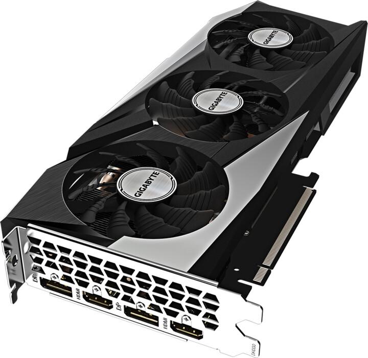 GIGABYTE GeForce RTX 3060 Ti GAMING OC PRO 8G (rev. 3.0), LHR, 8GB GDDR6