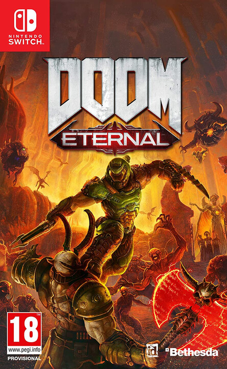 DOOM: Eternal (SWITCH)