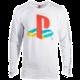 Tričko Playstation: Logo, dlouhý rukáv (M)