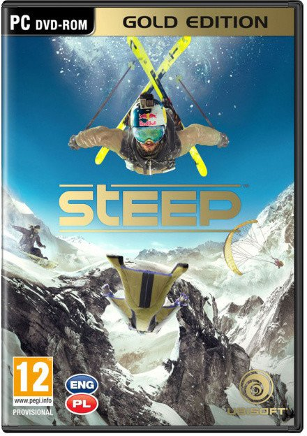 Steep - GOLD Edition (PC)