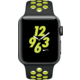 Apple Watch Nike + 38mm Space Grey Aluminium Case with Black/Volt Nike Sport Band