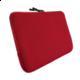 """FIXED Sleeve neoprenové pouzdro pro tablety 15,6"""", červená"""