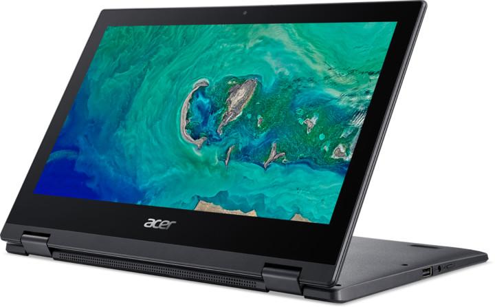 Acer Spin 1 (SP111-33-C590), černá