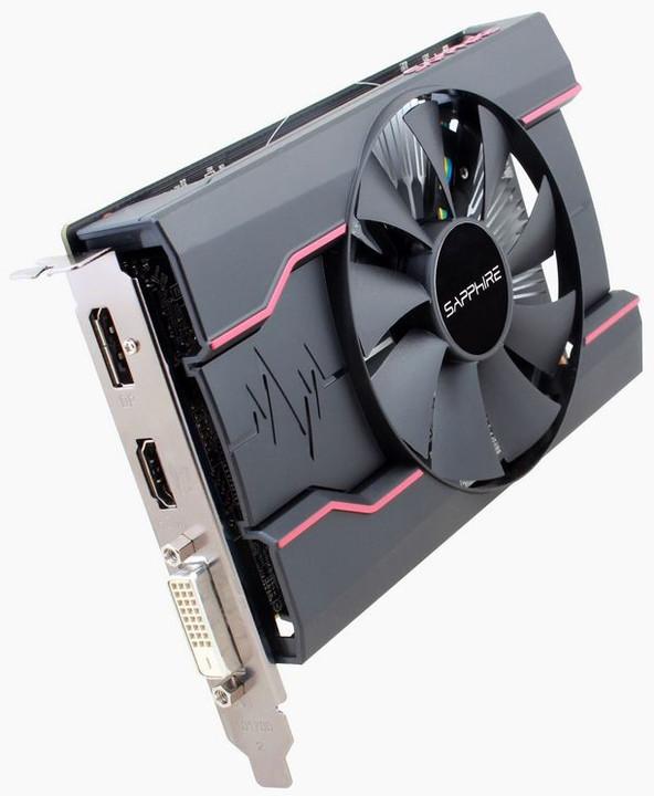 Sapphire Radeon PULSE RX550 2GD5, 2GB GDDR5