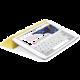 APPLE Smart Cover pro iPad mini, žlutá