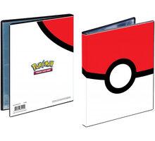 Album UltraPRO Pokémon: Poké Ball, A5