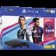 PlayStation 4 Slim, 1TB, černá + FIFA 19 Champions Edition