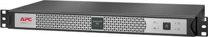 APC Smart-UPS C 500VA, 400W, se síťovou kartou