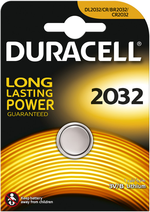 Duracell DL 2032, 1ks