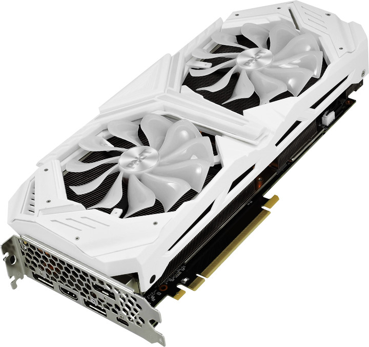 PALiT GeForce RTX 2080 Super GameRock Premium White, 8GB GDDR6