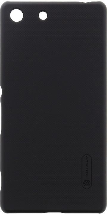 Nillkin Super Frosted Zadní Kryt Black pro Sony E5603 Xperia M5