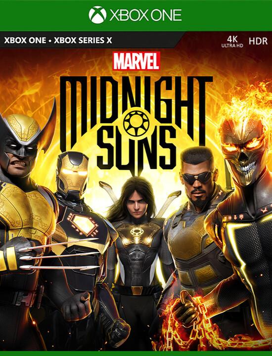 Marvel's Midnight Suns (Xbox)