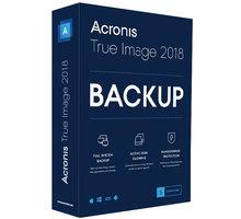 Acronis True Image Advanced Subscription CZ pro 5 PC + 1TB Acronis Cloud Storage - THRASLLOS