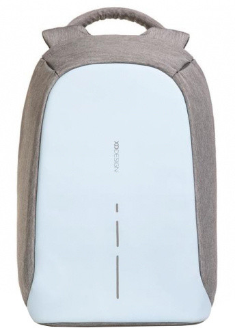 """XD Design městský bezpečnostní batoh Bobby Compact, 14"""", pastelově modrá"""