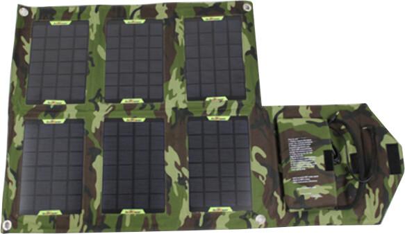 Eljet solární nabíječka, 21W
