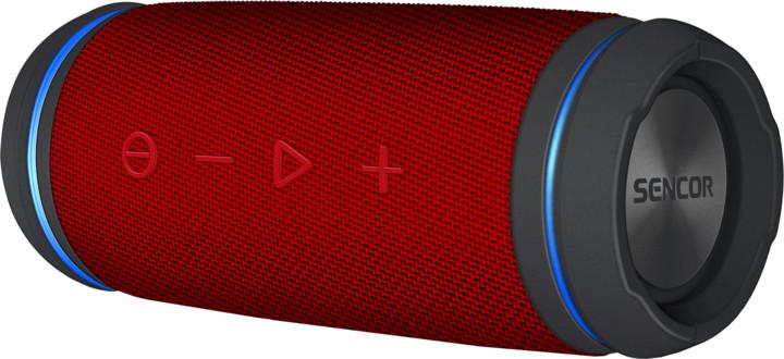 Sencor SSS 6100N Sirius Mini, červená