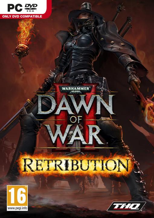 Warhammer 40,000 Dawn of War II Retribution