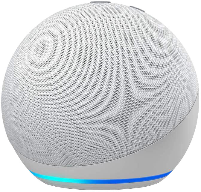Amazon Echo Dot 4. generace, Glacier White