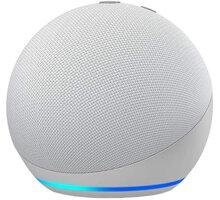Amazon Echo Dot 4. generace, Glacier White Elektronické předplatné časopisů ForMen a Computer na půl roku v hodnotě 616 Kč