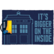 Rohožka Doctor Who - Tardis