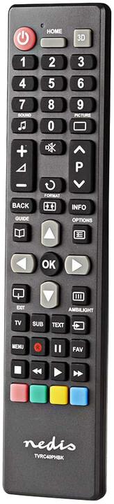 Nedis univerzální dálkové ovládání pro televize Philips
