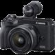Canon EOS M6 MII + 15-45 + EVF