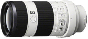 Sony FE 70–200mm f/4 G OSS