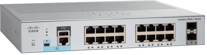 Cisco Catalyst C2960L-16TS-LL