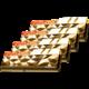 G.SKill Trident Z Royal Elite Gold 64GB (4x16GB) DDR4 3600 CL14