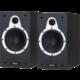 TANNOY Eclipse One, černý dub  + Kabel Eagle High Standard - 2x 4m (v ceně 680 Kč)