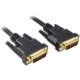 PremiumCord DVI-D propojovací kabel,dual-link,DVI(24+1),MM, 1m