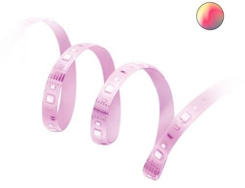 WiZ 9290025321 Smart LED Strip Colors & Tunable Whites Extension 1m