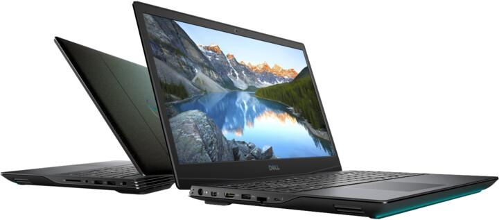 Dell G5 15 Gaming (5500), černá