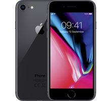 Apple iPhone 8, 64GB, šedá  + Apple TV+ na rok zdarma + DIGI TV s více než 100 programy na 1 měsíc zdarma