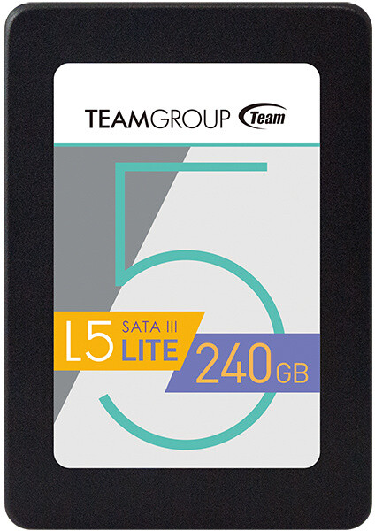 "Team TEAMGROUP L5 Lite, 2,5"" - 240GB"