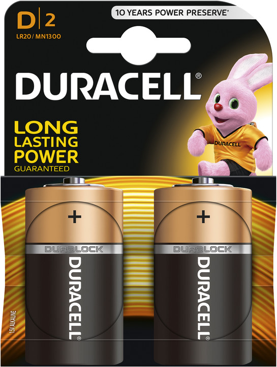 Duracell Basic MN1300/D, 2ks