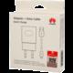 Huawei Original Cestovní Dobíječ AP32 + microUSB Dat. Kabel White (EU Blister)