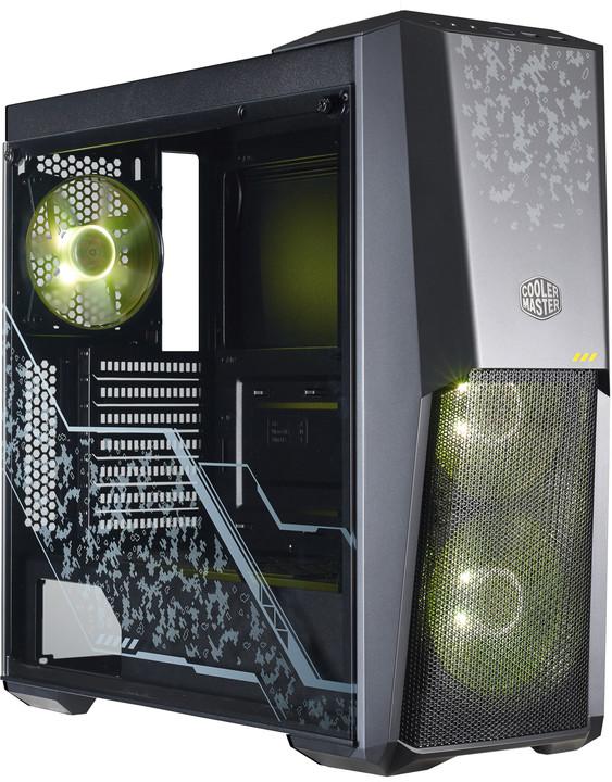 CoolerMaster Masterbox MB500 TUF Edition