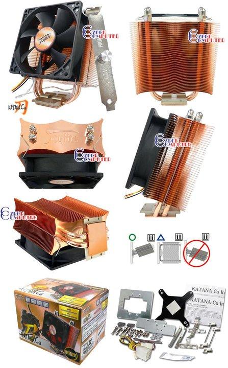 Scythe SCKTN-CU1000 Katana Copper Cooler