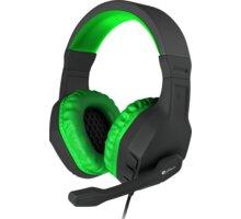Genesis Argon 200, černá/zelená - NSG-0903