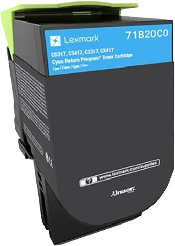 Lexmark CS/X317, cyan