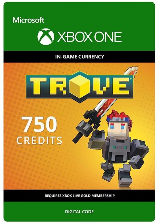 Trove: 750 Credits (Xbox ONE) - elektronicky