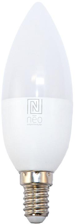 Immax Neo LED, E14, 400lm, 5W, Zigbee, Dim, RGBW