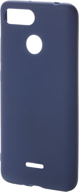 Epico Pružný plastový kryt pro Xiaomi Redmi 6 SILK MATT, modrý
