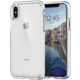 Spigen Ultra Hybrid iPhone X, crystal clear