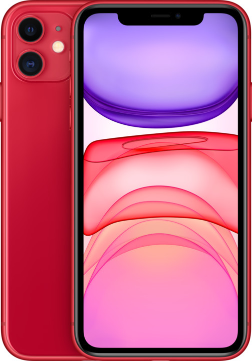 Apple iPhone 11, 128GB, (PRODUCT)RED